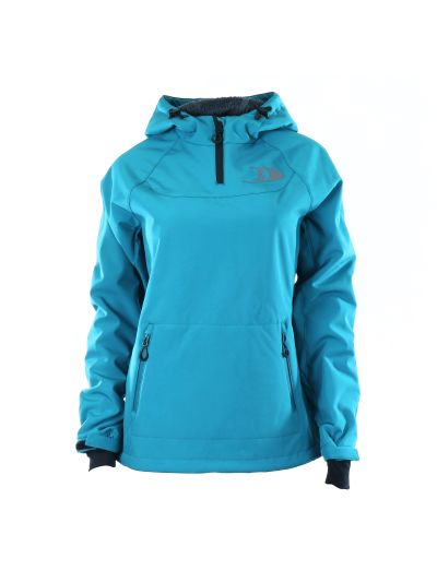 Women's Squall Soft-Shell Pullover